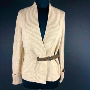Gianetti Merino Wool Sweater Size S